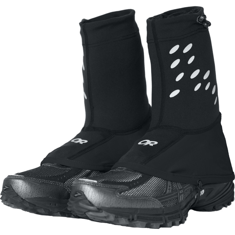 Outdoor Research Ultra Trail Gaiters 001-BLACK-30