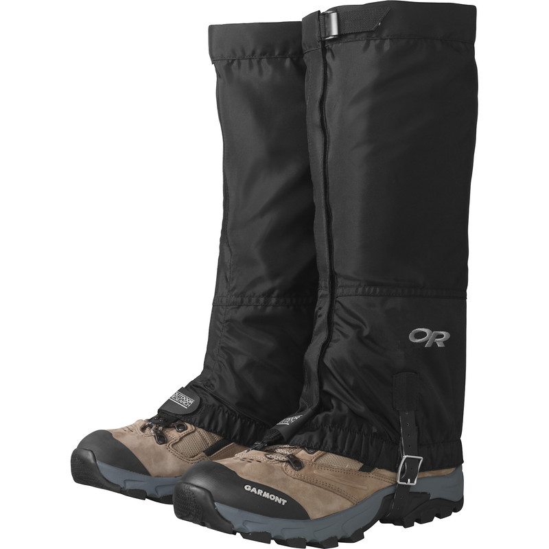 Outdoor Research Women´s Rocky MT High Gaiters 001-BLACK-30