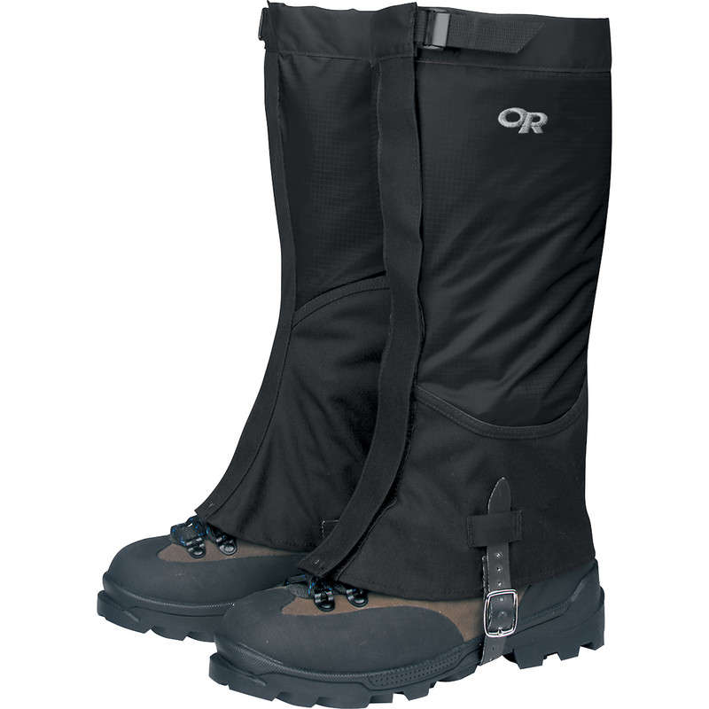 Outdoor Research Women´s Verglas Gaiters 001-BLACK-30