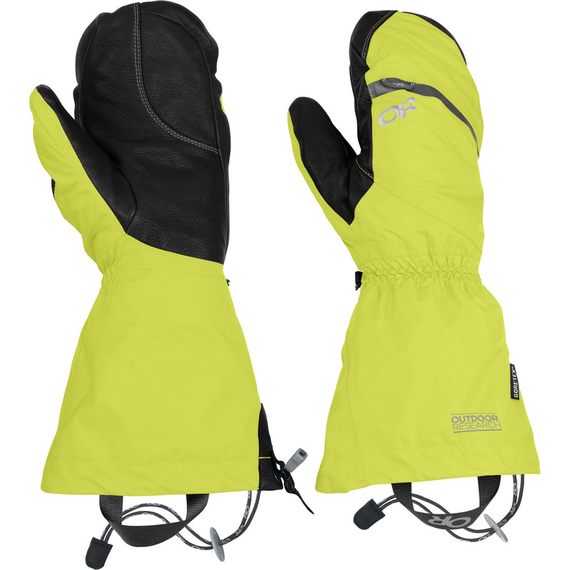 Outdoor Research Men´s Alti Mitts Lemongrass-30