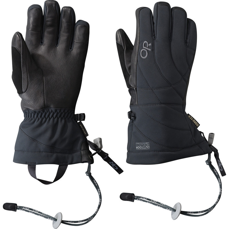 Outdoor Research Men´s Centurion Gloves Black-30