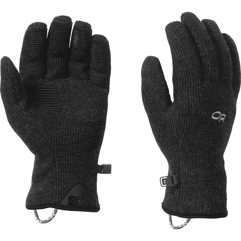 Outdoor Research Men´s Flurry Gloves 001-BLACK-30