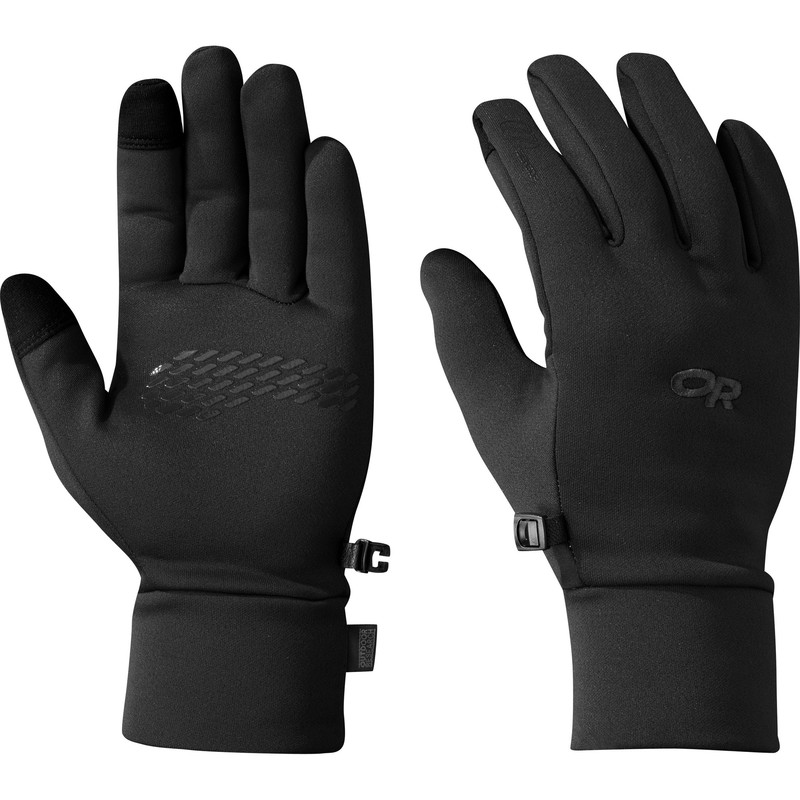 Outdoor Research PL 100 Men´s Sensor Gloves 001-BLACK-30