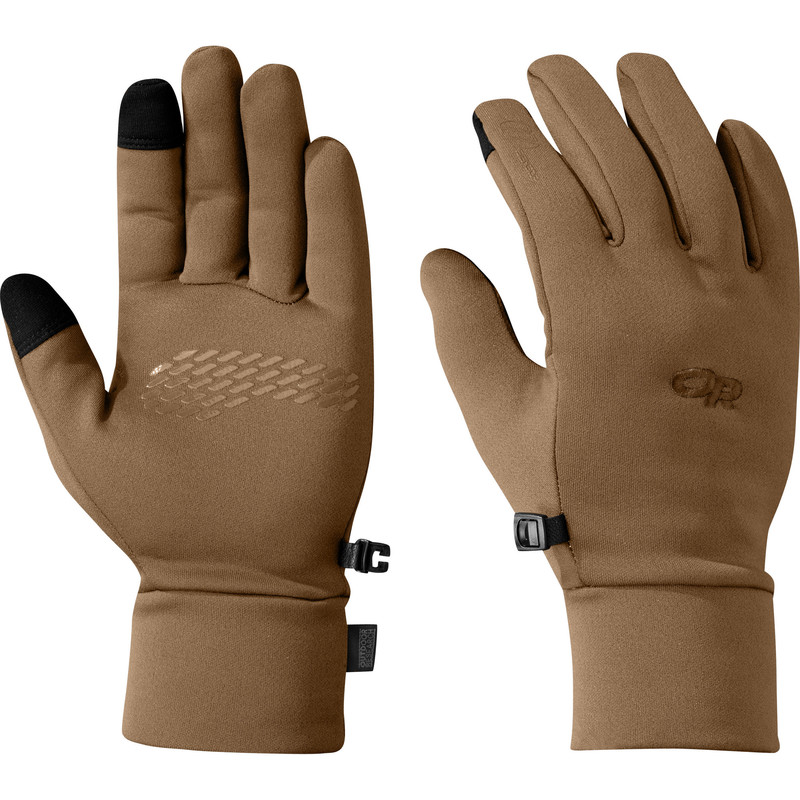 Outdoor Research PL 100 Men´s Sensor Gloves Coyote-30