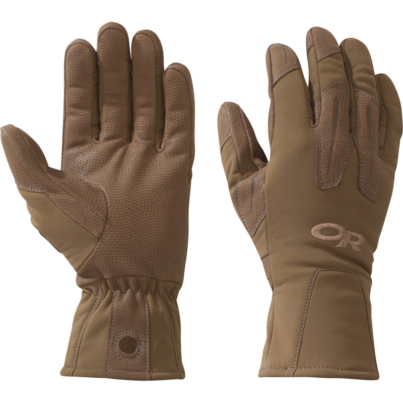 Outdoor Research Paradigm Gloves 014-COYOTE-30