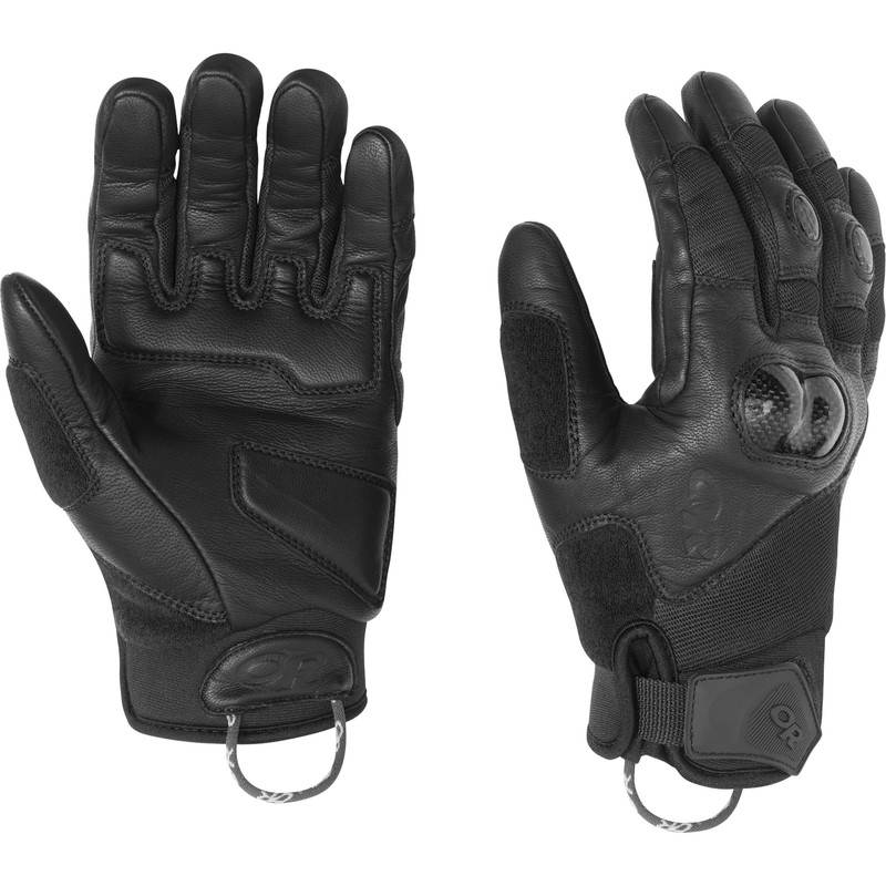 Outdoor Research Piledriver Gloves 111-ALL BLACK-30