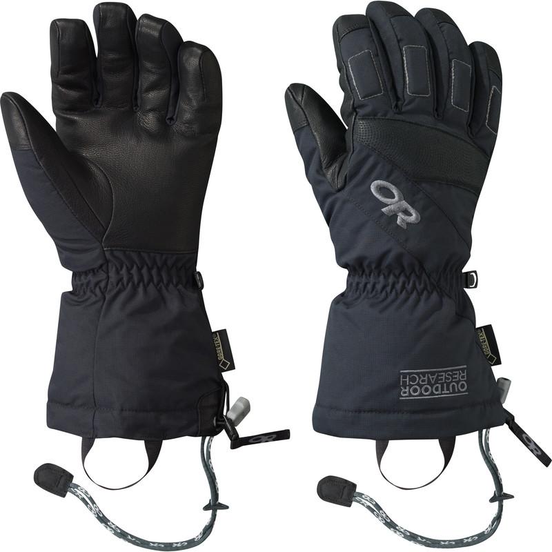 Outdoor Research Men´s Ridgeline Gloves 001-BLACK-30