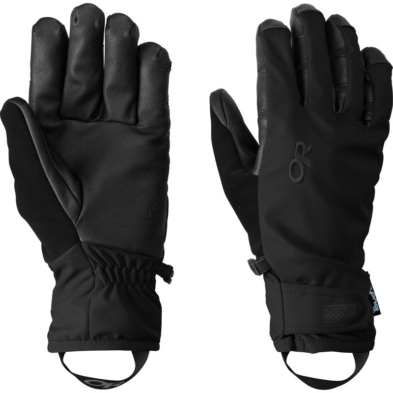 Outdoor Research Men´s StormSensor Gloves Black-30
