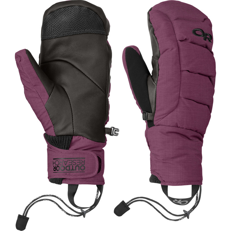 Outdoor Research Stormbound Mitts Orchid-30