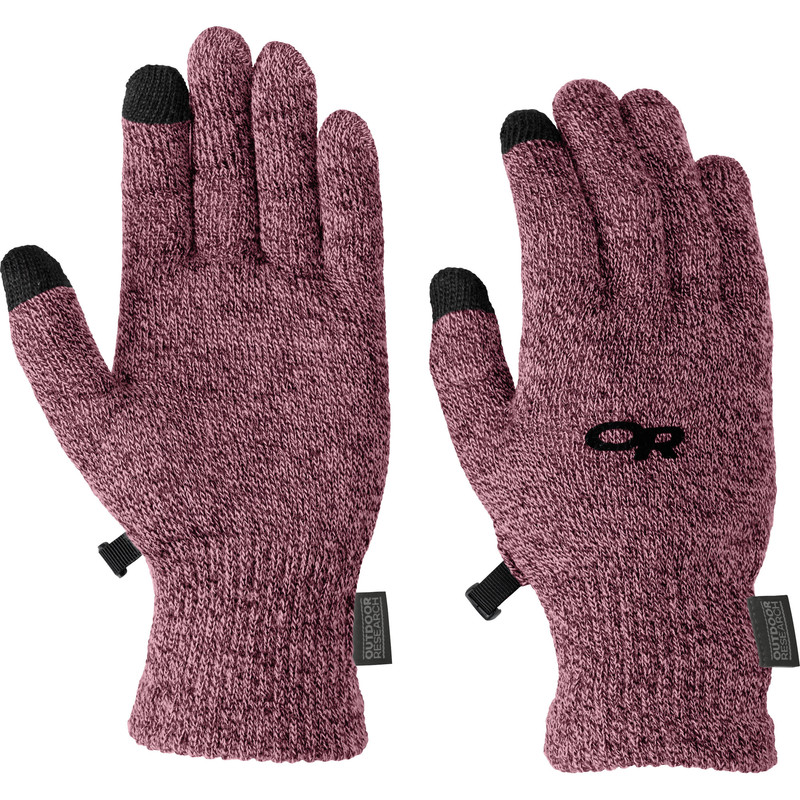 Outdoor Research Women´s BioSensor Liners Mulberry-30