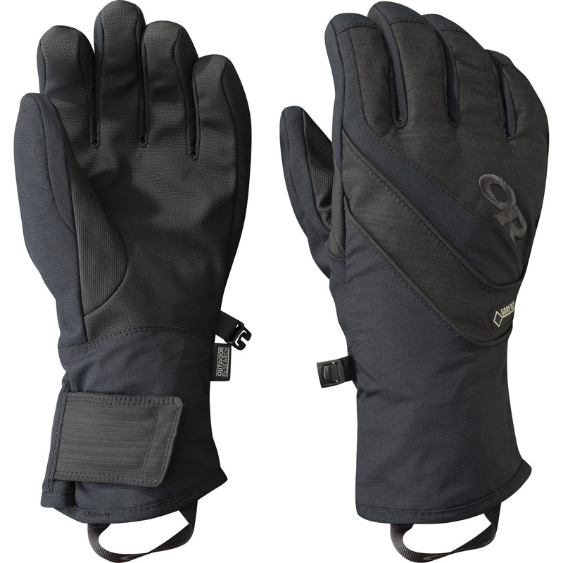 Outdoor Research Women´s Centurion Gloves Black-30