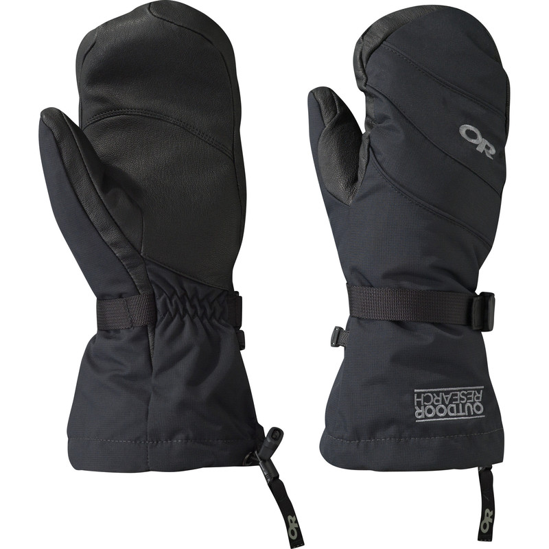 Outdoor Research Women´s Highcamp Mitts Black-30