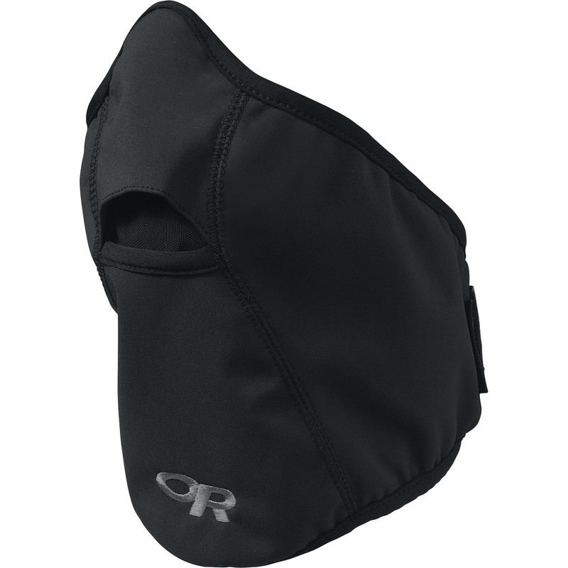 Outdoor Research Face Mask 001-BLACK-30