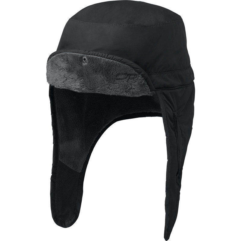Outdoor Research Frostline Hat Black-30