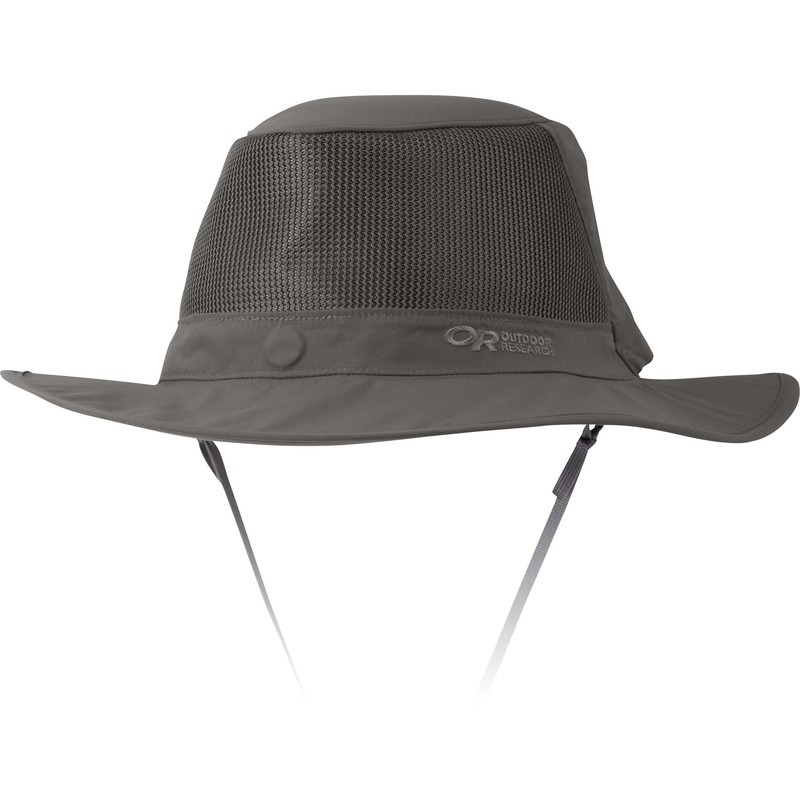 Outdoor Research Ghost Rain Hat Charcoal-30