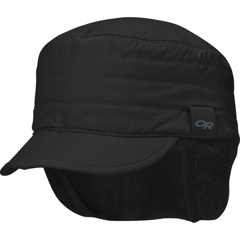 Outdoor Research Inversion Radar Cap 001-BLACK-30