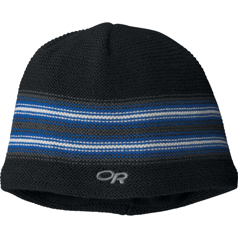 Outdoor Research Kids Spitsbergen Beanie Black/Glacier-30