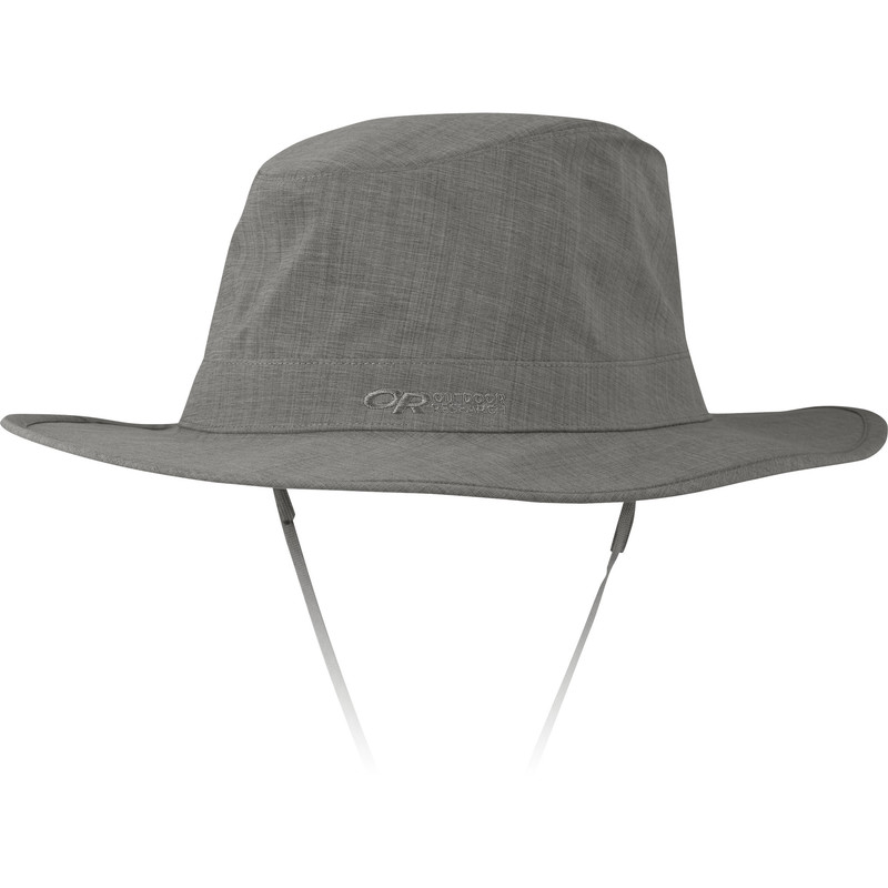 Outdoor Research Olympia Rain Hat Pewter-30