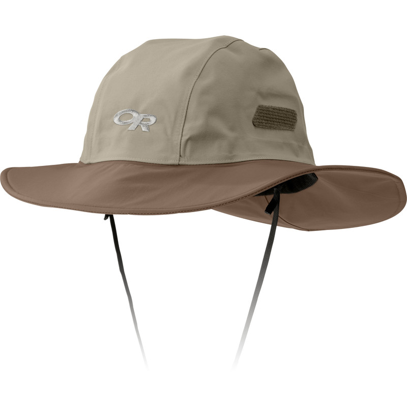 Outdoor Research Seattle Sombrero 807-KHAKI/JAVA-30