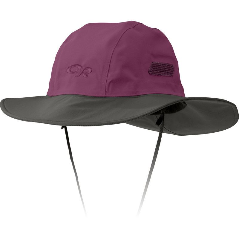 Outdoor Research Seattle Sombrero Orchid/Dark Grey-30