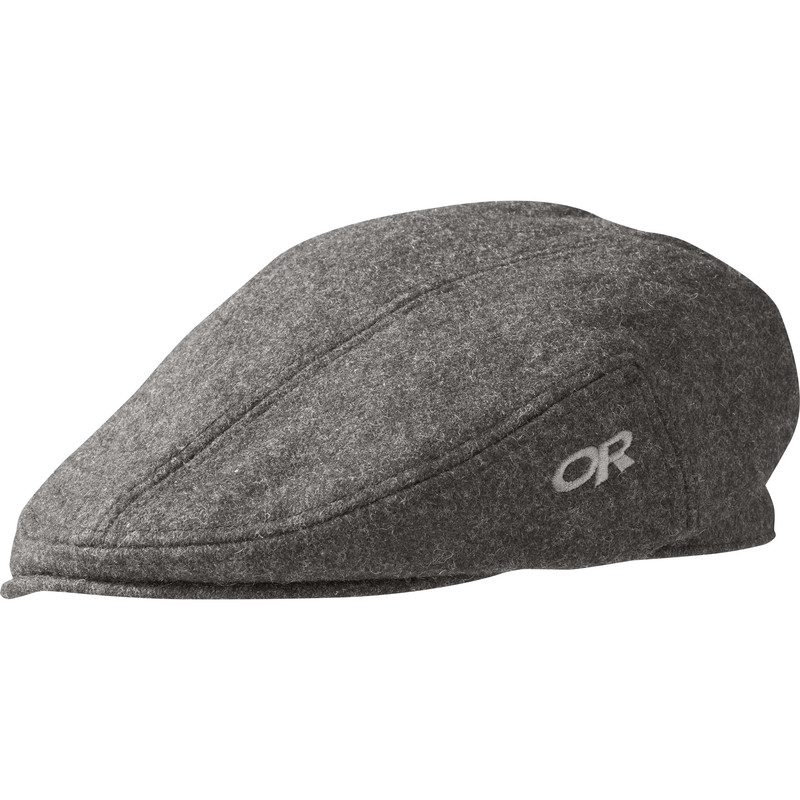 Outdoor Research Turnpoint Driver Cap 890-CHARCOAL-30