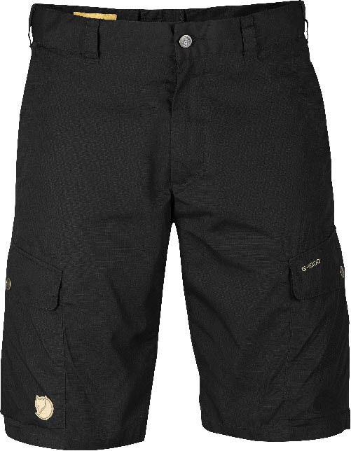 FjallRaven Ruaha Shorts Dark Grey-30