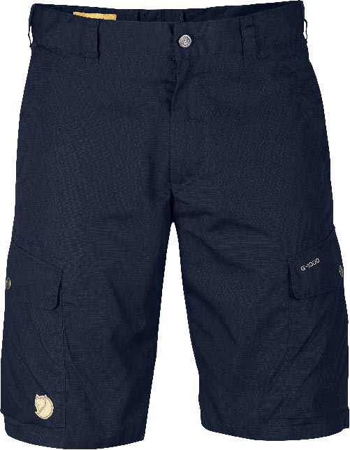 FjallRaven Ruaha Shorts Dark Navy-30