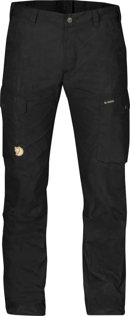 FjallRaven Ruaha Trousers Dark Grey-30