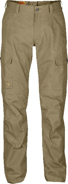 FjallRaven Ruaha Zip-Off Trousers Sand-30