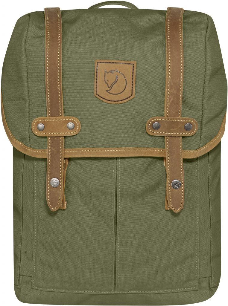 FjallRaven Rucksack No.21 Mini Green-30