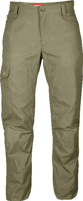 FjallRaven Sandra Trousers Light Khaki-30
