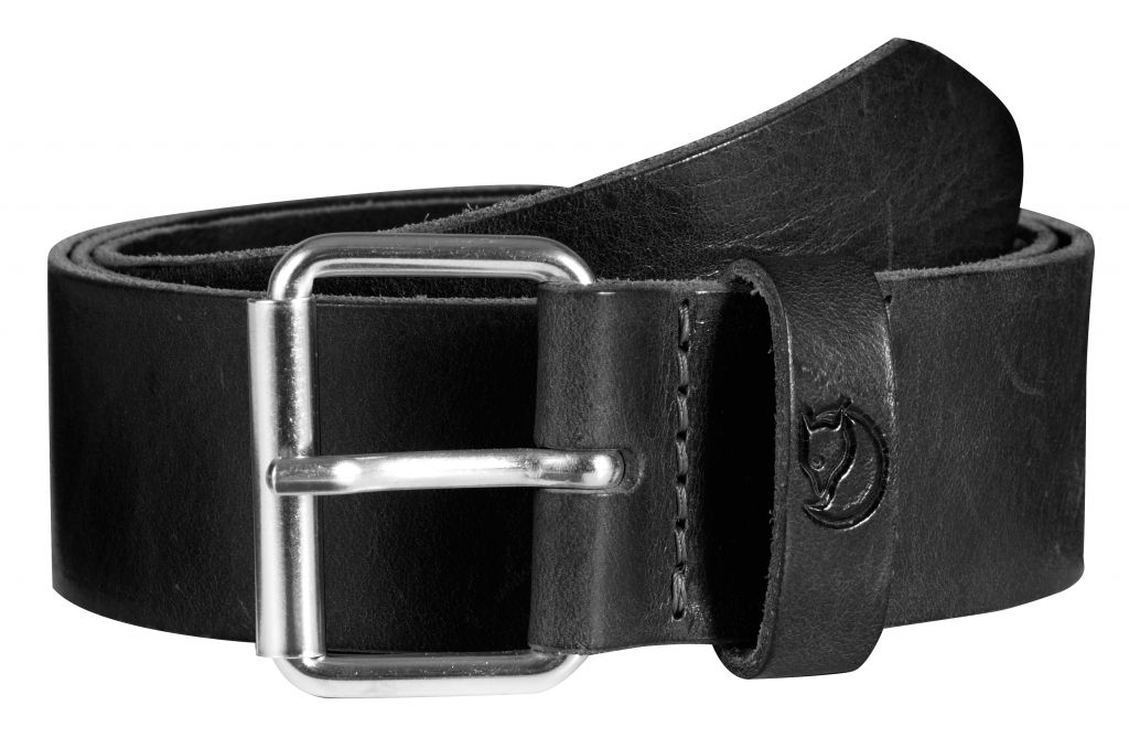 FjallRaven Sarek Belt 4 cm. Black-30