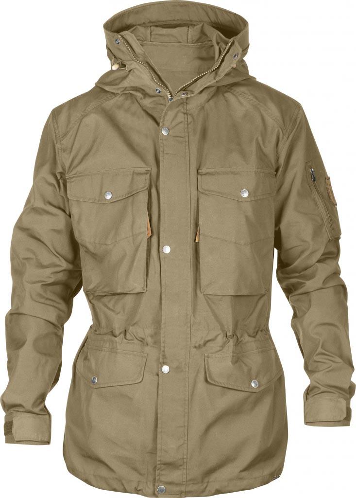 FjallRaven Sarek Trekking Jacket Sand-30