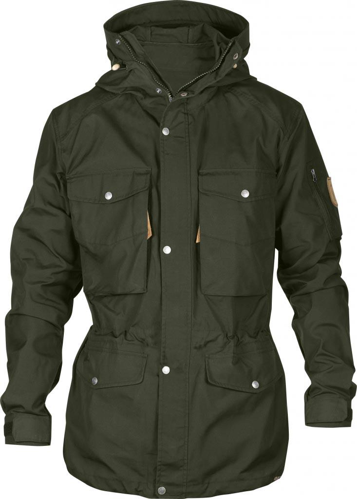 FjallRaven Sarek Trekking Jacket Olive-30