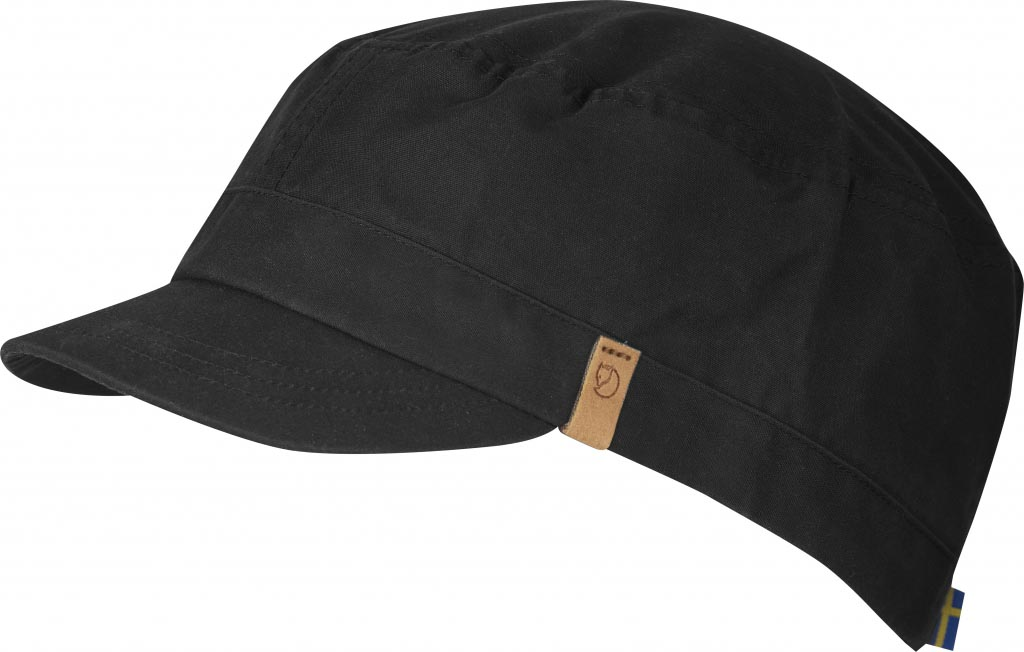 FjallRaven Sarek Trekking Cap Black-30