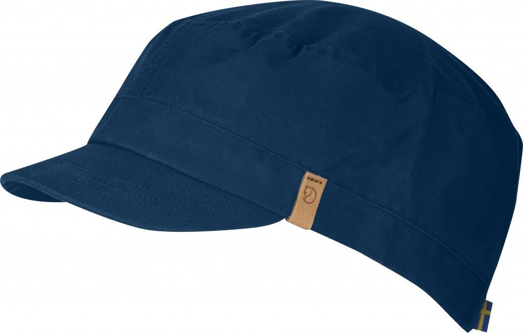 FjallRaven Sarek Trekking Cap Ink Blue-30