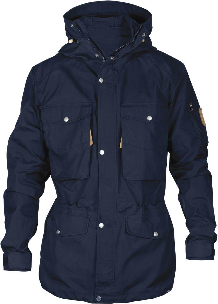 FjallRaven Sarek Trekking Jacket Dark Navy-30