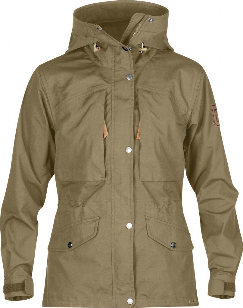 FjallRaven Sarek Trekking Jacket W. Sand-30