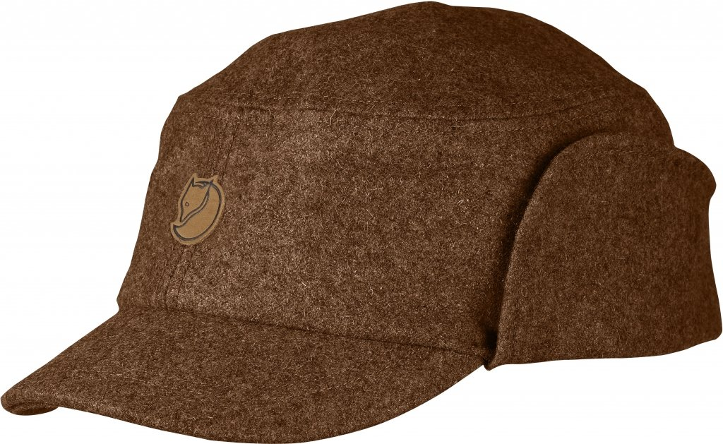 FjallRaven Sarek Winter Cap Chestnut-30