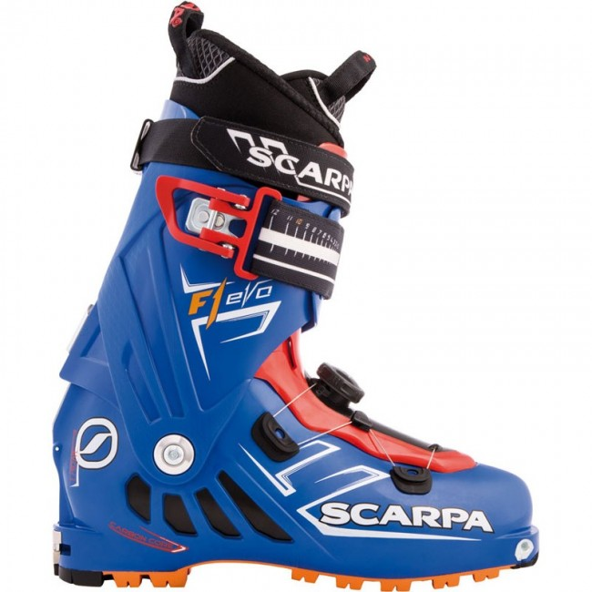 Scarpa F1 Evo Speed Blue-30