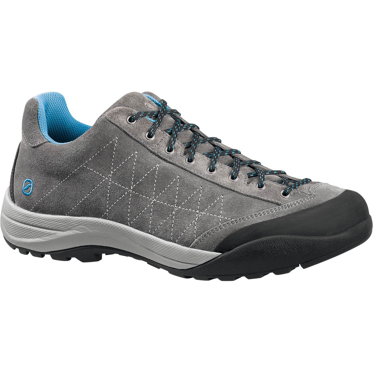 Scarpa Mystic Lite Dark Grey-Royal Blue-30