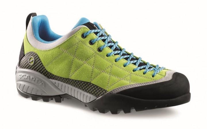 Scarpa Zen Pro Wmn Lime Fluo-Turquoise-30