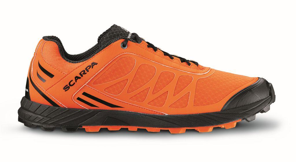Scarpa Atom fluo orange-30