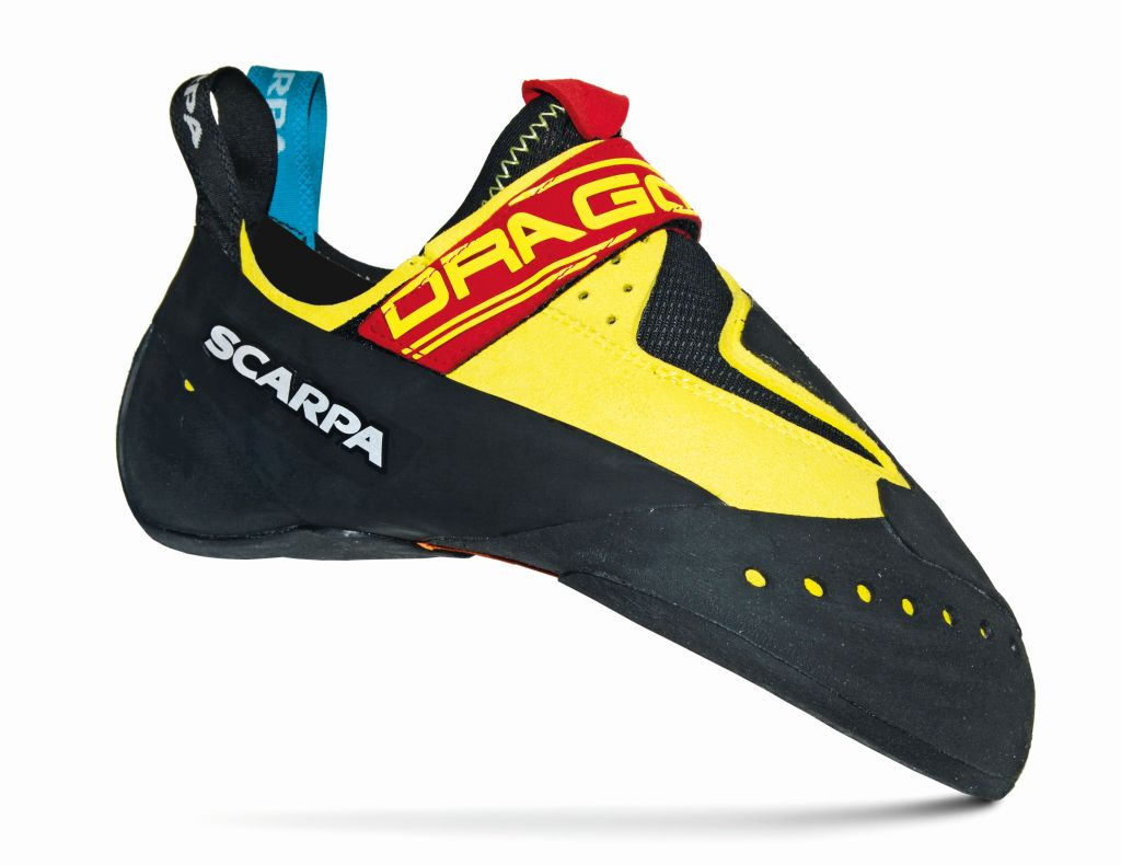 Scarpa Drago Yellow-30