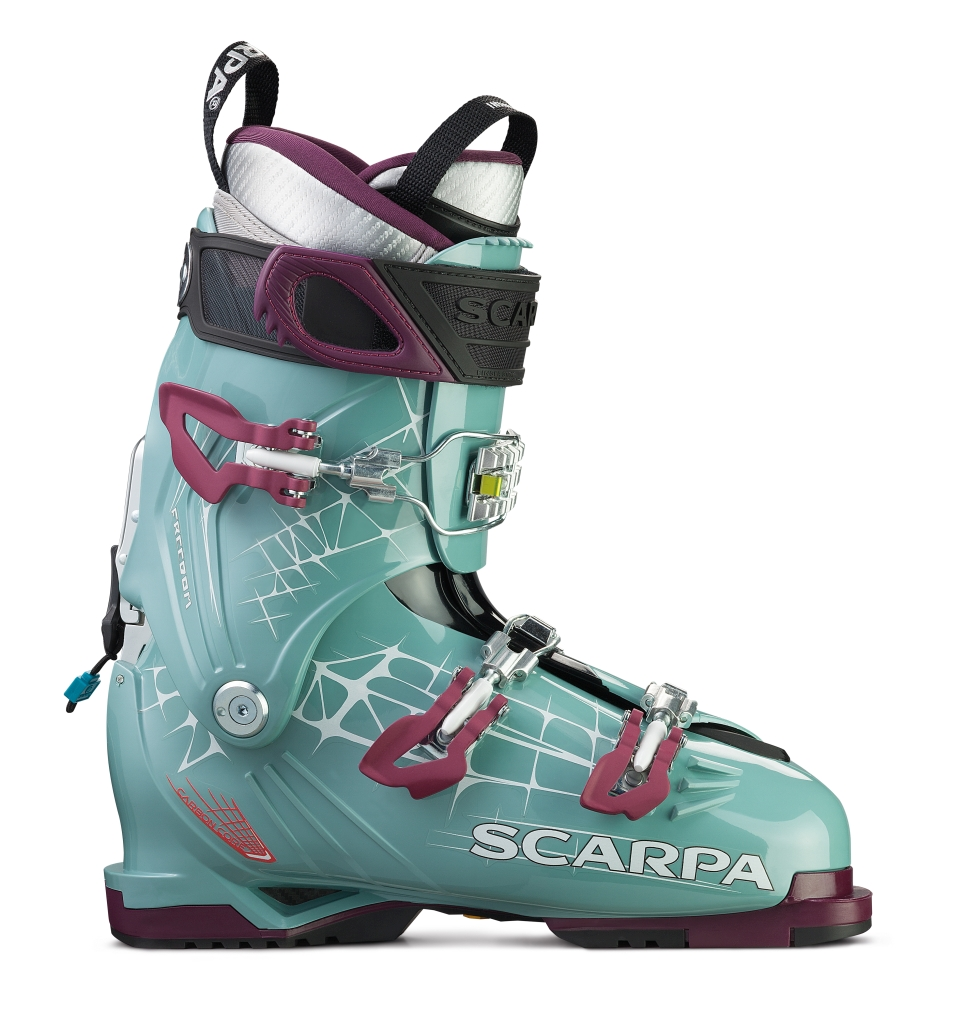 Scarpa Freedom Wmn Mineral Blue/Purple-30