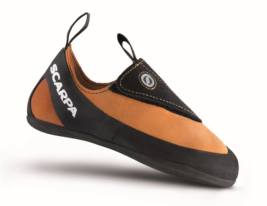 Scarpa Instinct J Orange/black-30