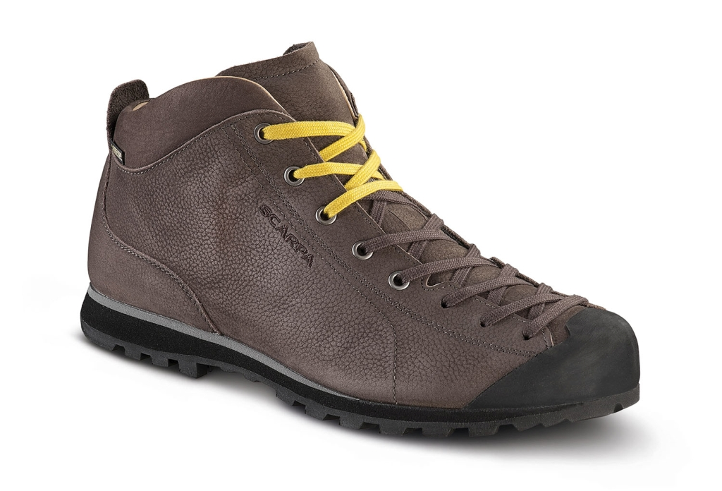 Scarpa Mojito Basic Mid GTX Brown-30