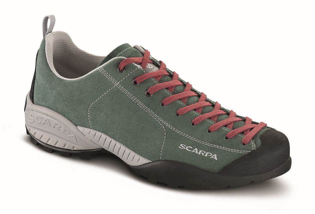 Scarpa Mojito Bicolor Lichen green/spiced red-30