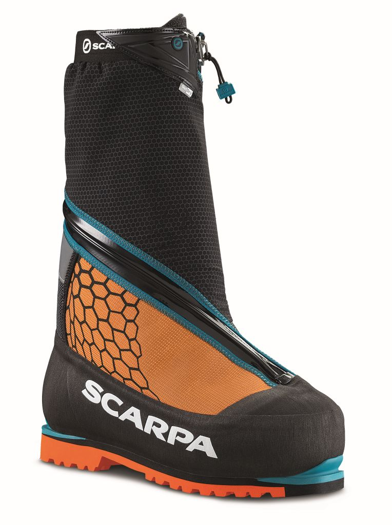 Scarpa Phantom 8000 Black/orange-30