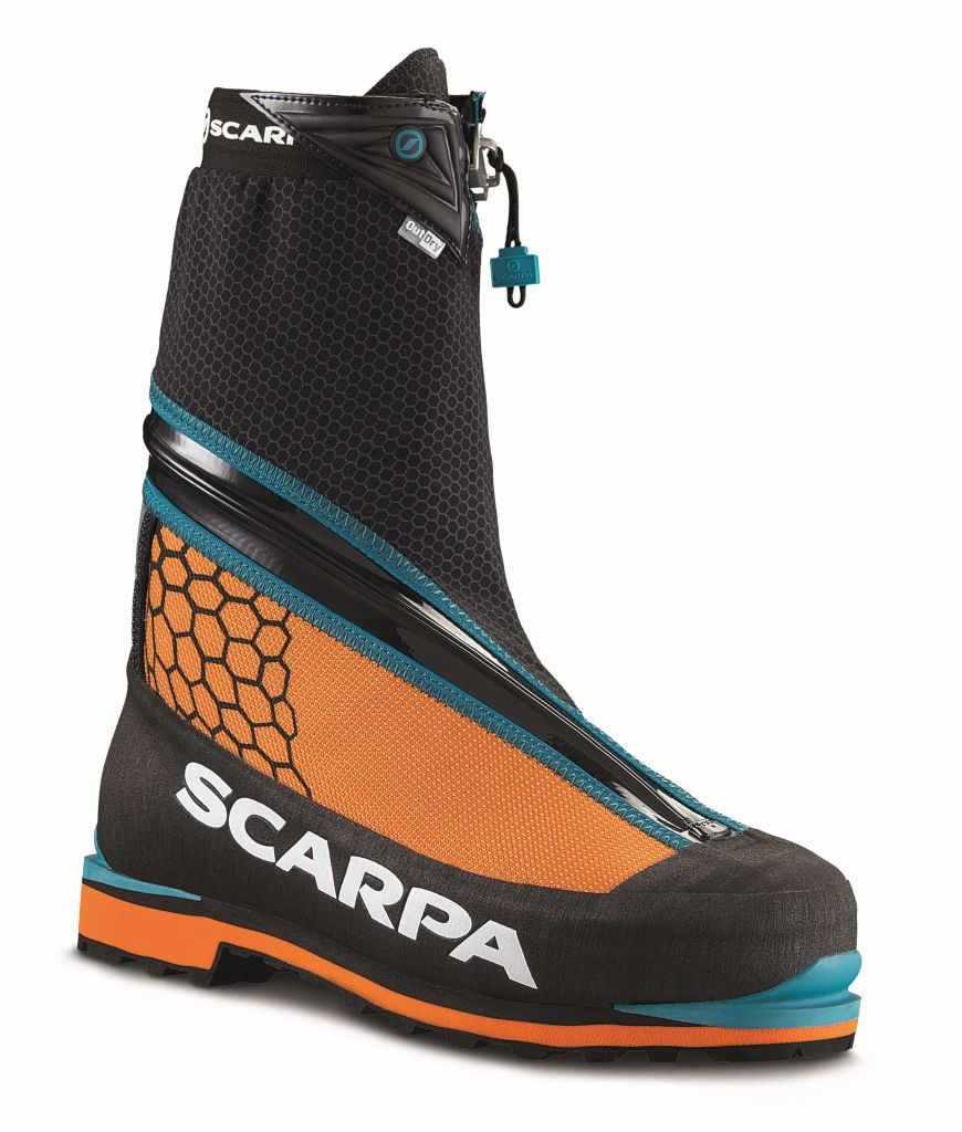 Scarpa Phantom Tech Black/orange-30